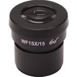 Optika ST-402 WF15X/15mm microscope eyepieces (pair)