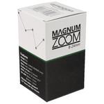 Protection optimale : avec bouchon, support rotatif en plastique et boîte en carton