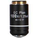Motic Objektiv EC PL, CCIS, plan, achro, 100x/1.2, S, Oil w.d. 0.15mm (BA-210)