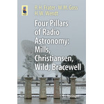 Livre Springer Four Pillars of Radio Astronomy: Mills, Christiansen, Wild, Bracewell