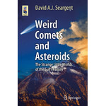 Livre Springer Weird Comets and Asteroids