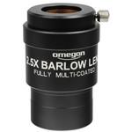 "Omegon Soczewka Barlowa Oberon Barlow lens 2.5x 2"""