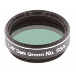 Explore Scientific filtro verde scuro #58A 1,25""