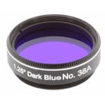 """Explore Scientific Filtro azul oscuro #38A 1,25"""""""