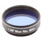 """Explore Scientific Filtru albastru #80A 1,25"""""""