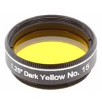 """Explore Scientific Filtro amarillo oscuro #15 1,25"""""""