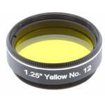 "Explore Scientific Filtro amarillo #12 1,25"""