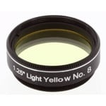 Explore Scientific Filters Filter Light Yellow #8 1.25""