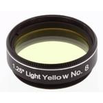 "Explore Scientific Filtro amarillo claro #8 1,25"""