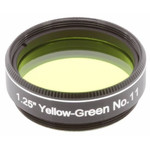 Explore Scientific filtro giallo-verde #11 1,25""