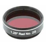 "Explore Scientific Filtre rouge #25 1,25"""