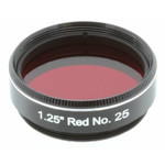 """Explore Scientific filtro rosso #25 1,25"""""""