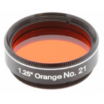 "Explore Scientific Filtro naranja #21 1,25"""
