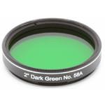 """Explore Scientific filtro verde scuro #58A 2"""""""