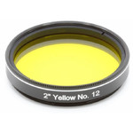 Explore Scientific Filtre jaune #12 2""