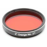 """Explore Scientific Filtre orange #21 2"""""""