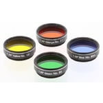 Explore Scientific Filters Filter Set Moon & Planets from 100mm Telescopes 1,25""