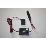 Ertl Elektronics Bloque de alimentación móvil de 12V para Canon EOS 1100D, 1200D