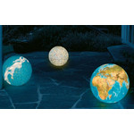 Columbus Globus Outdoor Moon 40cm