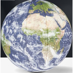 Columbus Globe Outdoor Satellite Earth 40cm