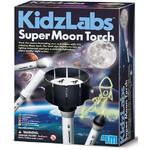 HCM Kinzel KidzLabs Super Moon Torch Mond-Taschenlampe