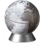 emform Globo terráqueo Globus Spardose Orion White 14cm