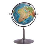 geo-institut Reliefglobus Standglobus Relief-Globus (Englisch)