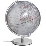 emform Globo terráqueo Stellar Light Silver 30cm