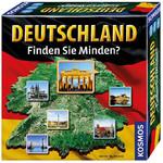 Kosmos Verlag Spiel Deutschland - Finden Sie Minden?