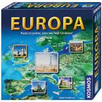 Kosmos Verlag Spiel Europa - Paris ist ja klar, aber wo liegt Córdoba?