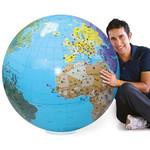 HCM Kinzel Globe gonflable XXL 85 cm