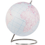 suck UK Globo Globe Journal 25cm Paint your globe