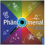 Kosmos Verlag Fenomenalne - ponad 150 eksperymentów dla ciekawskich