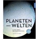 Kosmos Verlag Libro Illustrato Planetenwelten