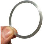 """ASToptics Manguito de extensión M48 (2"""") fine tuning ring - 1mm (aluminium)"""