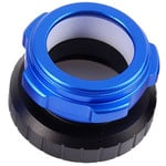 "ASToptics Easy Grip Twist-Lock adapter (M48 to 1.25"")"