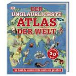 Dorling Kindersley Der unglaublichste Atlas der Welt