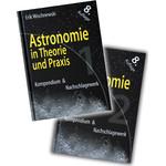 Wischnewski-Verlag Buch Astronomie in Theorie und Praxis, 2 Bände