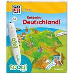 Tessloff-Verlag BOOKii WAS IST WAS Junior Entdecke Deutschland!