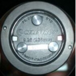 "Bobs Knobs SCT 9.25"" f/10 metric (Edelstahl)"