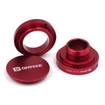 QHY Polemaster to Gemini G53F, G42 mounting adapter
