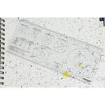 Nuestro regalo exclusivo: la regla que le ayuda a encontrar objetos con un mapa de estrellas