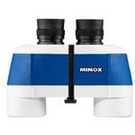 Jumelles Minox BN 7x50 II (bleu/ blanc)