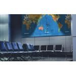 Il Geochron Digital 4k si collega a schermi di qualsiasi dimensione - per dettagli nitidissimi e aggiornamenti in tempo reale!