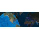 Das topographische Kartenbild unter Zuschaltung der Populationsdichte