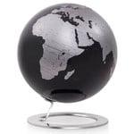 Räthgloben 1917 Globus iGlobe Black