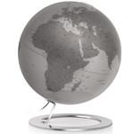 Räthgloben 1917 Globus iGlobe Silver 25cm