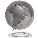 Räthgloben 1917 Globus iGlobe Silver
