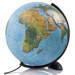 Räthgloben 1917 Reliefglobus Globus Ellipse R
