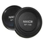Pixel Lens Rear Cap BF-15L + Body Cap BF-15B für Nikon